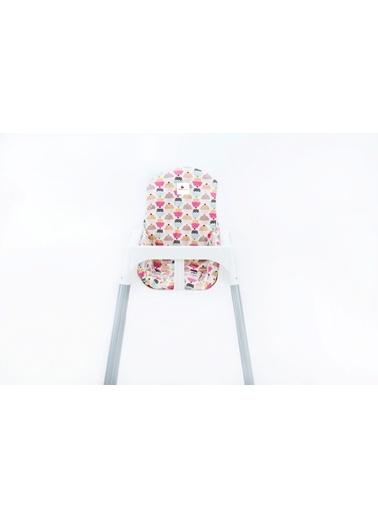 Mama Sandalyesi Minderi Cupcake-Moms Cotton